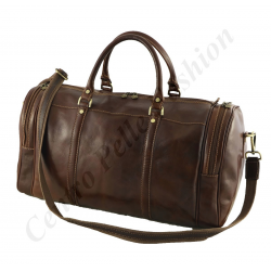 Reisetasche Leder - 6002 - Echtes Leder Taschen