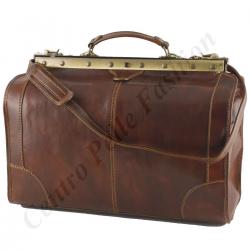 Reisetaschen aus Leder - 6004 - Echtes Leder Tasche