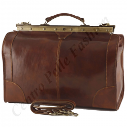 Travel Leather Bags - 0003 - Small - Luxury