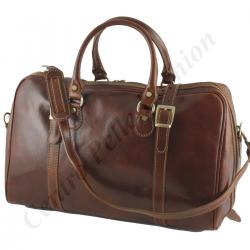Leder Reisetasche - 0004 - Klein - Luxury