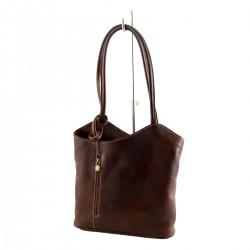 Leder Taschen Damen - 1036 - Echtes Leder Taschen