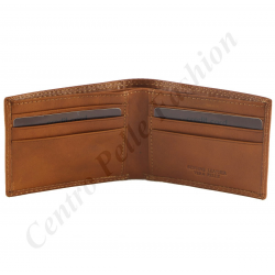 Mens Genuine Leather Wallets - 7001