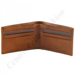Leather Wallet For Men - 7003