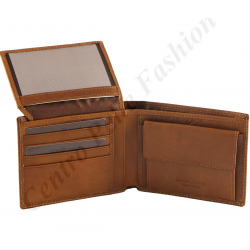 Men's Leather Wallets - 7004