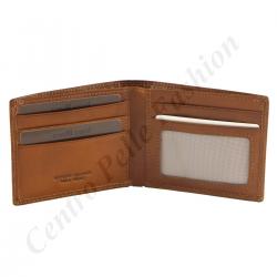Herren Geldbörse aus Echtleder - 7013