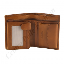 Herren Geldbörse Leder - 7014