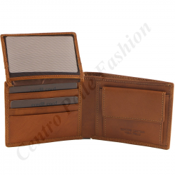 Leather Wallet For Men - 7015
