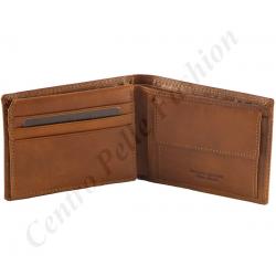 Leder Herrengeldbörsen - 7016