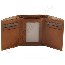 Mens Leather Wallets - 7020