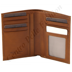 OP8114 - Leather Wallet For Men