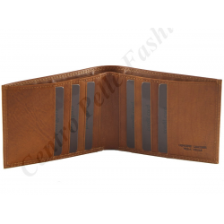 OP8410 - Genuine Leather Men's Wallet