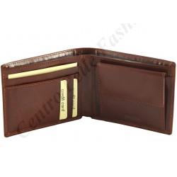 4450 - Herren Geldbörse aus Echtleder