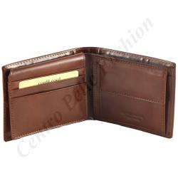 4451 - Herren Geldbörse Leder
