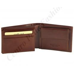 Echt Leder Geldbörse Herren - 7051