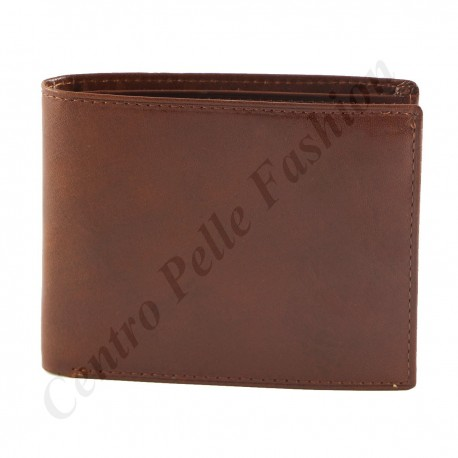 Herren Geldbörse aus Echtleder - 7058