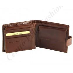Herren Geldbörse Leder - 7059