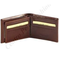 Leather Wallet For Men - 7060