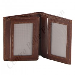 Men's Leather Wallets - 7061