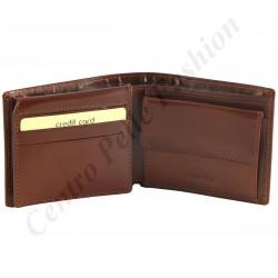 R011B - Herren Geldbörse aus Echtleder