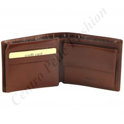R011B - Mens Genuine Leather Wallets