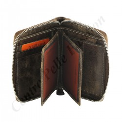 Mens Leather Wallets - 7126
