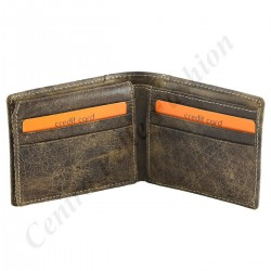Mens Leather Wallets - 7130