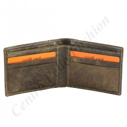 Mens Genuine Leather Wallets - 7131