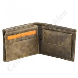 Herren Geldbörse Leder - 7132