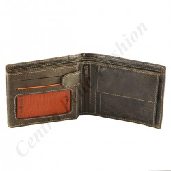 Mens Leather Wallets - 7136