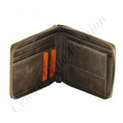 Herren Geldbörse Leder - 7138