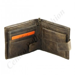 Leather Wallet For Men - 7139
