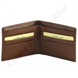 Herren Geldbörse aus Echtleder - 7142