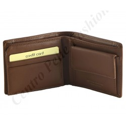 Leather Wallet For Men - 7144