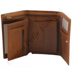 Damen Geldbörse aus Echtleder - 7027