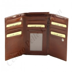Leather Women's Wallets - 7067