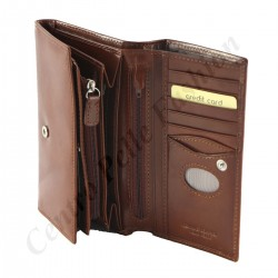 Women's Leather Wallets - 7078