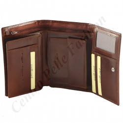 Leather Women's Wallets - 7081