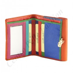 Woman Genuine Leather Wallets - 7108