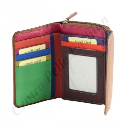 Women's Leather Wallets - 7121