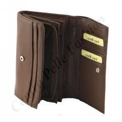 Leather Women's Wallets - 7150