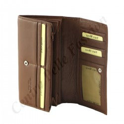 Women's Leather Wallets - 7154