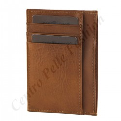 Kartenhalter Leder - 7038