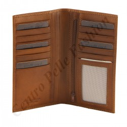 Leather Business Card Holders - 7040