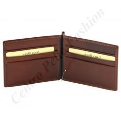 Leather Card Holder - 7087