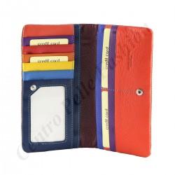 Kartenhalter Leder - 7124