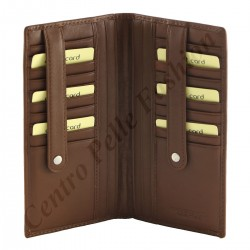 Leather Business Card Holders - 7160