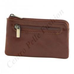 Echt Leder Portemonnaie - 7096