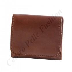 Echt Leder Portemonnaie - 7104