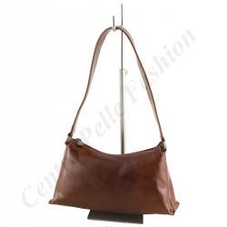 Damen Umhängetasche Leder - 1044 - Echtes Leder Taschen