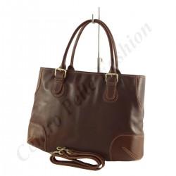 Leather Bag for Women - 1004 - Shoulder / Shopper Bags